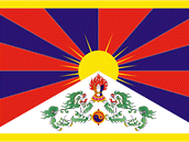 Tibet je od padesátých let pod čínskou vládou. Dodnes ale ve světě tuto malo zemi lidé podporují, například symbolicky vyvěšením její vlajky či různými kulturními akcemi.