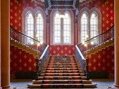 Schodiště hotelu sv. Pankráce je pokládáno za jedno z nejkrásnějších na světě.