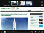 Aplikace Internet Explorer, tedy internetový prohlížeč od Microsoftu, v
