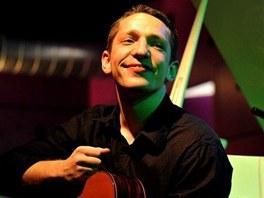 Kytarista Libor Šmoldas