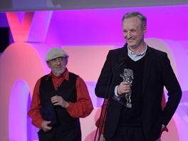 �esk� lev 2012 - tv�rci filmu Alois Nebel v �ele s Jarom�rem �vejd�kem (Praha,