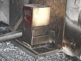 Požár způsobil v bydžovské novostavbě škodu ve výši jednoho milionu korun.