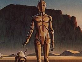Ralph McQuarrie: kresba pro Hvězdné války