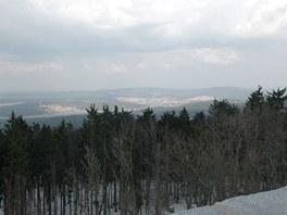 Pohled z Vítkova Hrádku