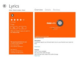 Obchod s aplikacemi ukáže na jednom místě podrobnosti o programu i zkušenosti