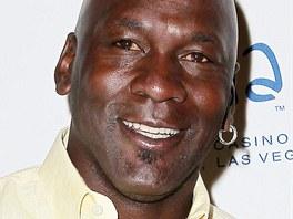 Michael Jordan, který se rozvedl v roce 2006, oznámil v prosinci 2011