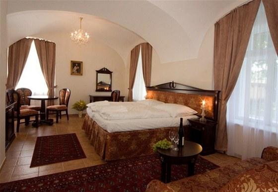 Zámecké ubytování na Šumavě
