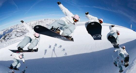 Tahle fotka vynesla Davidu Bla�kovi v�t�zstv� v sout�i Red Bull 2007.