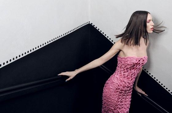 Kategorie Módní designér roku: Zuzana Kubíčková, kolekce jaro-léto 2012