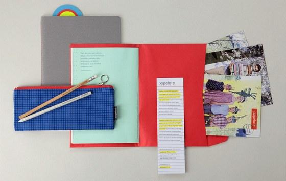 Kategorie Obchod roku: Papelote, prezentace kolekcí Elemento, Fabrico a Musko