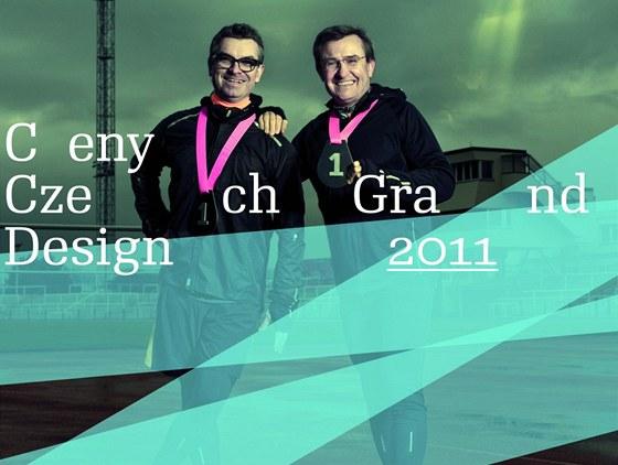 Vizuál Czech Grand Design 2011 - od tohoto roku se na něm poprvé objevili