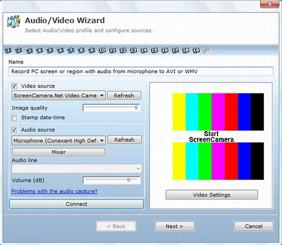 Program 1AVMonitor přemění váš domácí počítač s webkamerou na dohledové