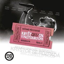 Kryštof: Kinotour 2011 (obal alba)