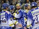 DOKÁZALI JSME TO. Hokejisté Komety Brno si užívají senzační úspěch. Ve...