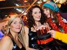 Koncerta, parties a pařby k festivalu ve Špindlerově Mlýnu neodmyslitelně patří.