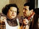 František Peterka s Helenou Růžičkovou v komedii Příště budeme chytřejší,