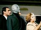 František Peterka jako Fantomas v seriálu Arabela
