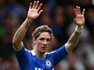 KONEČNĚ. Několik měsíců čekal Fernando Torres, než mohl zvednout ruce nad hlavu