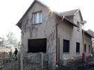 Rodný dům Jana Palacha je v žalostném stavu.
