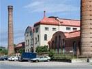 Z bývalé čistírny je dnes Ekotechnické muzeum.