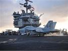 Velitelský ostrov byl při modernizaci USS Enterprise  (1979–1982) přestavěn