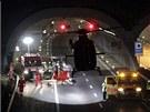 Nehodu belgick�ho autobusu nep�e�ilo 28 lid� (14. b�ezna 2012)