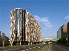 Mezi architektonick� zaj�mavosti pat�� v�razn� fas�dn� pil��e, kter� funguj�
