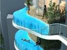 Rezidenční budova, která by měla být dokončena do dvou let, nabídne 200 bytů.