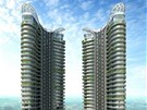 Hongkongský architekt James Law a indická společnost Wadhwa Group se rozhodli