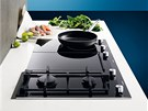 Pro kombinaci s jinými technologiemi vaření je na trhu plynová dvojplotýnka,
