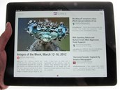 "iPad (t�et� generace) - ""hands-on review"""