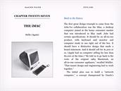 Kindle pat�� k aplikac�m, kter� zvl�daj� vysok� rozli�en� (ov�em pouze u textu)