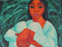Miloslava Doležalová: Hommage a Gauguin