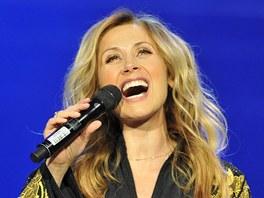 Lara Fabianová zpívala v Obecním domě