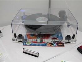 Gramofon pro vás - Technet.cz na výstavě High End (Praha 2012)