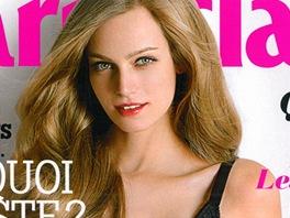 Zuzana K se z��astnila sout�e Elite Model Look v roce 2005.