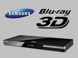 Blu-ray disc přehrávač Samsung DB-D5500