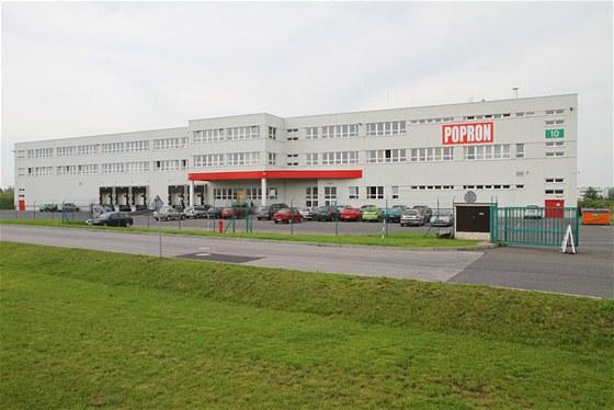 POPRON budova