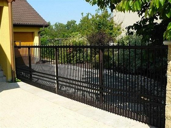 Bezúdržbové hliníkové ploty ROLUX – ploty na celý život1