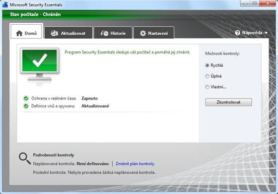 Zkušební verze antivirů předinstalované v nových počítačích bez problému