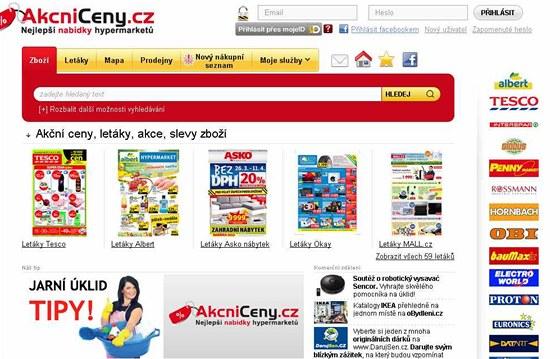 Server AkcniCeny.cz
