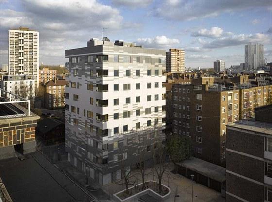 Jedna z nejvyšších moderních dřevěných budov současnosti stojí v Londýně.