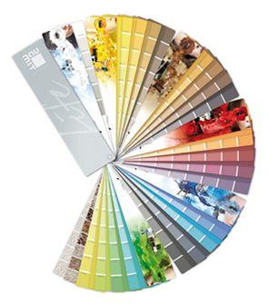 Nový vzorník - fasádní barvy Baumit Life obsahuje 888 odstínů, překonává tedy