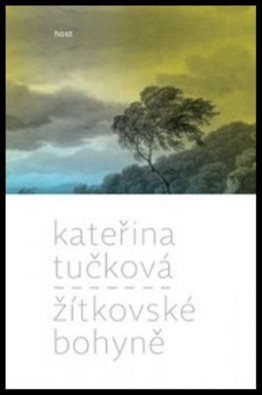 Kate�ina Tu�kov�: ��tkovsk� bohyn� (p�ebal knihy)