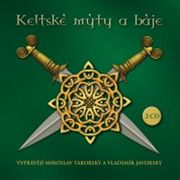 Keltsk� m�ty a b�je (obal audioknihy)