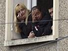 Obyvatel� Toulouse sleduj� policejn� z�sah proti mu�ovi podez�el�mu z vra�dy