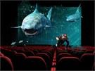 5D kino spojilo fikci s realitou v Galerii HARFA