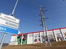 Soudní tahanice o Bauhaus v Ivanovicích se táhnou už půl roku a zdaleka nekončí. Obchod už stojí, ale je zavřený (25. březen 2012).