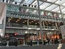 Interi�r nov�ho ob��ho obchodn�ho centra Nov� Karolina v centru Ostravy. (21.