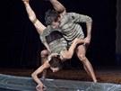 Z tanečního představení Máj